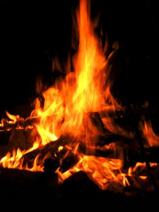 Damit dein inneres Feuer wieder gleichmässig brennt