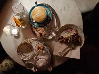 Top 5 cafés in Mitte