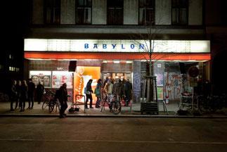 Top 5 cinemas in Berlin