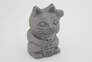 瓦の招き猫