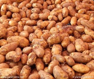 Zarahzetas Lebenskunst mit Kartoffeln