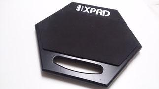 x-pad von Promark zu gewinnen auf www.paukenschlaegel.com
