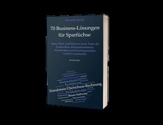 70 Business-Lösungen für Sparfüchse (von Alexander Sprick)