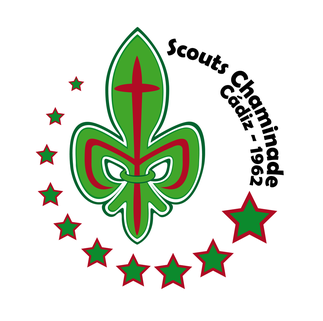 Logotipo grupo scout Chaminade