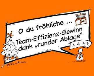 Führungskräftecoaching – Team-Effizienz-Gewinn – © Bianca Fuhrmann