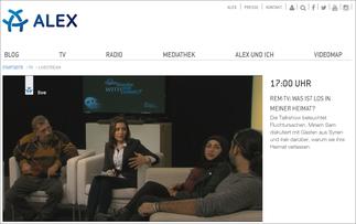 Berlin 15.02.2017 - Fachtag I * Ein Projekt von Joliba e. V. und Nijinski Arts Internacionale e.V. - REMconnect Network - Geflüchtete machen TV