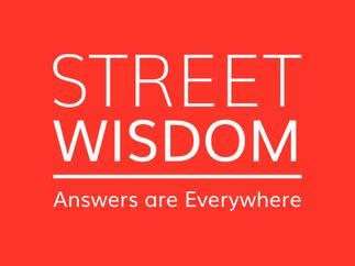 Street Wisdom logo