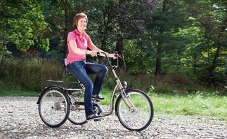 Dreirad für Frauen
