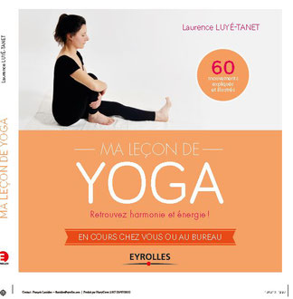 Ma lecçon de yoga Laurence Luyé-Tanet