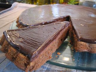 Tarte O! chocolat, tout chocolat