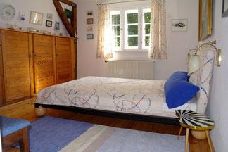 """Schlafzimmer """"Kajüte"""" im OG"""