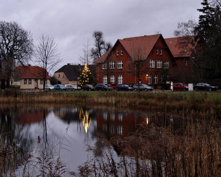 Anger in Falkensee