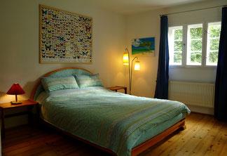 """Schlafzimmer """"Butterfly"""" im EG"""