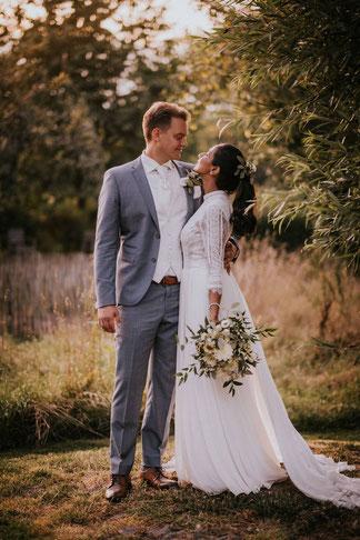 Freie Trauung auf dem Gut Viva Lanterne mit Hochzeitsrednerin Katharina von Diverse Diamonds