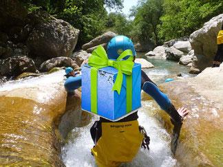 bon cadeau canyon des gorges de galamus