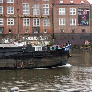 """Was geht in Bremen? Hafenquartier """"Schlachte"""""""