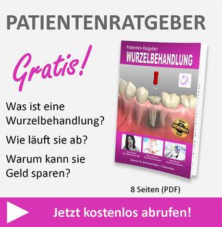 Patienten-Ratgeber Wurzelbehandlung Wettstetten Ingolstadt