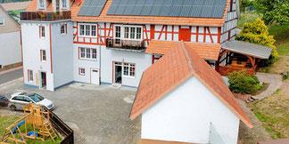 Landhaus Rinnetal - Erholung mit Hund