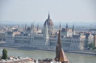 Budapest, Parlament - von Redaktion