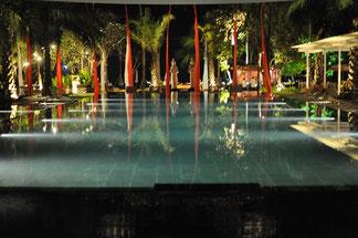 Bali Swimmingpool- von Redaktion