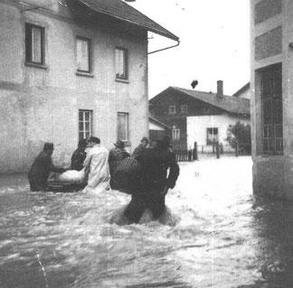 Hochwasser Vormarkt