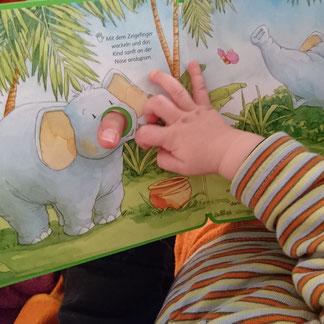 #12von12 #6von12 Bilderbuch Baby Fingerspiele
