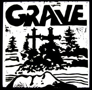 """Cover der legendären LP """"Grave 1"""""""