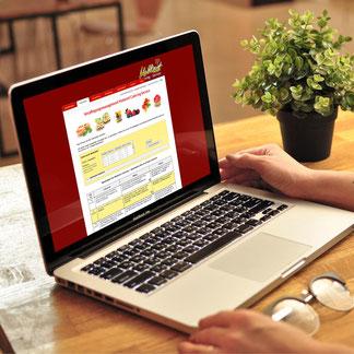 Essen online bestellen bei Mahlzeit Catering Service in Gotha