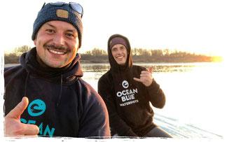 Oceanblue watersports team von der ostsee