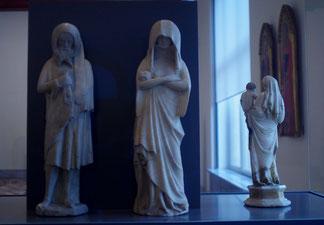 Unvergleichlich: Kunst aus Afrika im Bode-Museum, Ausstellungsansicht, © Staatliche Museen zu Berlin / David von Becker