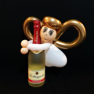 Weihnachten Ballon Geschenk Aachen Düren Eschweiler Gutschein Geld Alex Rehfisch