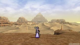 ドラクエ10ピラミッド