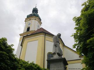 Mariä Himmelfahrt, Kösching