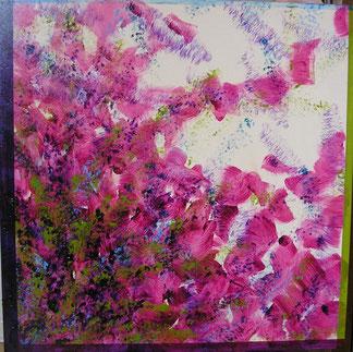 Nr. 2007-HO-002: 60 x 60 cm, Acryl auf MDF