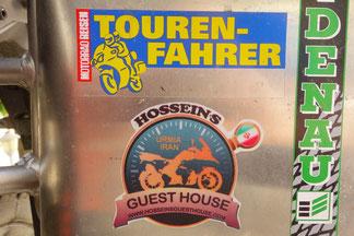 """""""Hossein's Biker Guesthouse"""""""