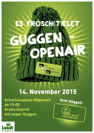 Guggen Openair 2015
