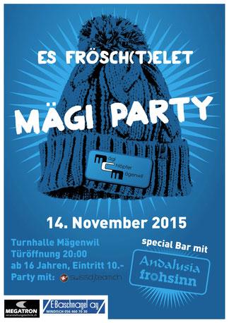Mägi-Party 2015