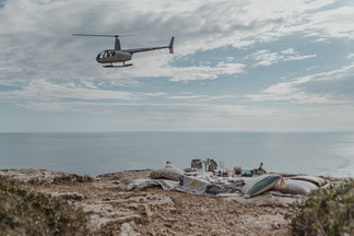Life-Time.Events Helikopter Flug Wedding Locations Mallorca, Hochzeitslocations