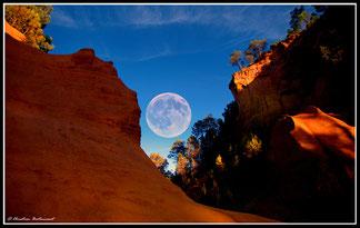 Influence maléfique à la pleine lune