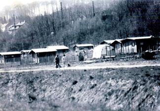 dudweiler, kleingartenanlage, wiesental