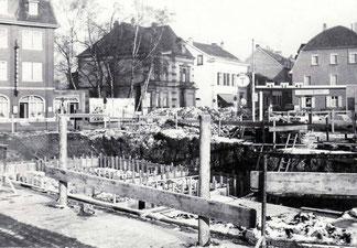 dudweiler, saarbruecken, postamt, post, erweiterung, anbau