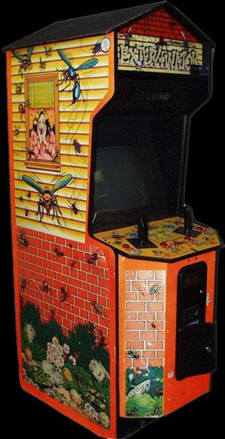 Exterminator arcade
