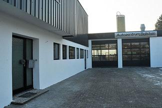 Lackiererei und Karosserie Autozentrum Beilstein