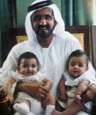 2012. LES JUMEAUX DE SHAIKHA AL KHALIFA