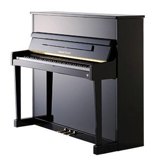 Seiler Klavier Mod. Ritmo 122, schwarz pol.