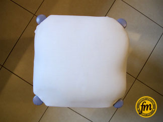 Restaurer un tabouret