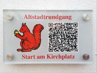Historische Altstadt Otterberg Rundgang