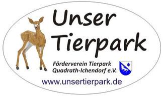 Förderverein Tierpark Quadrath-Ichendorf e.V. Homepage: www.unsertierpark.de mail: josef.spohr@unsertierpark.de