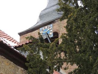 Die Kirche in Behnsdorf