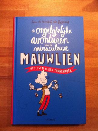 Der erste Maulina Band auf Niederländisch